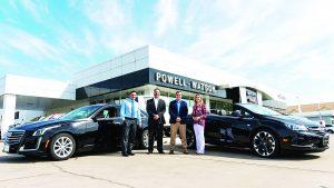 Reciben carros nuevos por su profesionalismo