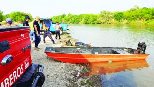 Muere ahogado en el río Bravo