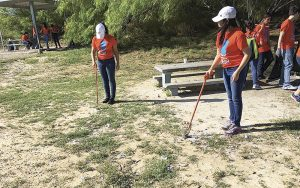 Invitan a limpiar el río tras fiestas de la pascua