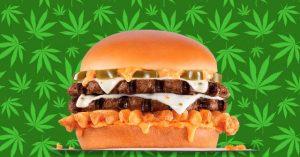 Carl's Jr ofrecerá por primera vez una hamburguesa con cannabis