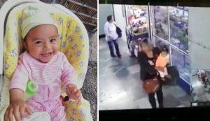 Localizan en Nezahualcóyotl a bebé sustraída en Hospital General
