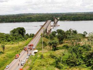 Se derrumba puente en Brasil; hay varios desaparecidos