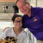 Gimnasta entra al quirófano tras escalofriante lesión