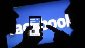 Facebook está pidiendo a algunos usuarios las contraseñas de su email