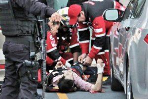Encuentran Rolex de regio asesinado, lo tenía Cruz Roja
