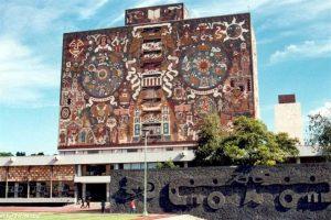 Festejan a la Biblioteca Central de la UNAM