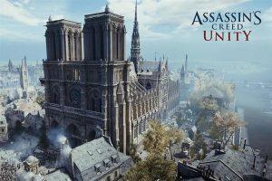 Apoya Ubisoft a Notre Dame