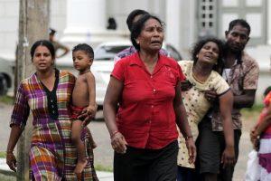 Detienen a 13 por ataques en Sri Lanka