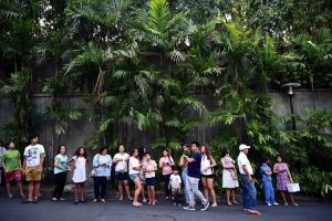 Mueren 3 por sismo de 6.1 en Filipinas
