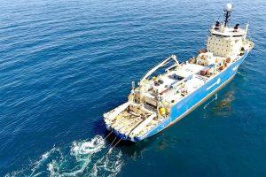 Los cables marinos de Internet