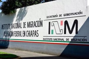 Se fugan migrantes del INM en Chiapas