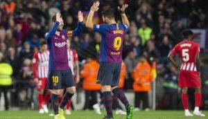 Barcelona vence al Manchster United y avanza a Semifinales de Champions