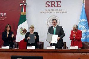 Colabora ONU en caso Iguala