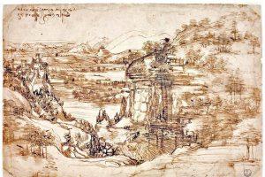 Leonardo Da Vinci era un genio ambidiestro: estudio