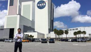 Científico mexicano presenta proyecto de cultivo de plantas a la NASA