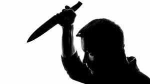 Hombre asesina a otro porque 'parecía demasiado feliz'