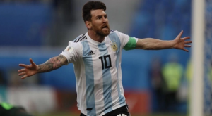 """Papa Francisco: """"Decirle Dios a Messi es un sacrilegio"""""""
