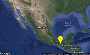 Ocurren 38 sismos en 12 horas en seis estados del país