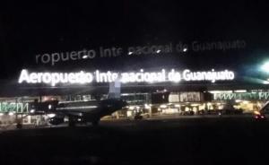 En robo de película, se llevan 20 mdp de Aeropuerto de Guanajuato