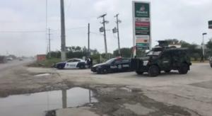 Encuentran granada a un costado de gasolinera al sur de Reynosa