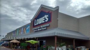 Lowe's cierra todas sus tiendas en México