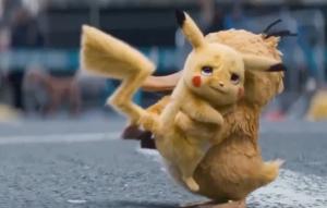 Lanzan nuevo tráiler de 'Detective Pikachu'