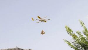 Drones de Google comenzarán a hacer entregas en EU