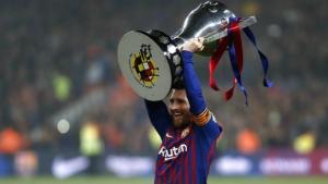 Barcelona de Messi se proclama campeón de La Liga; la octava en los últimos 11 años