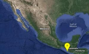 Se registran 32 sismos en las últimas 12 horas en siete estados del país