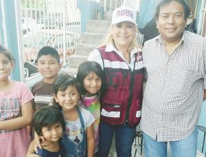 Añoran ciudadanos paz en Nuevo Laredo