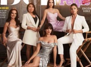 Yalitza, Kate del Castillo y Eiza en portada de People