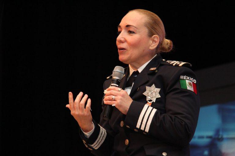 Patricia Trujillo, nueva coordinadora de la Guardia Nacional — Perfil