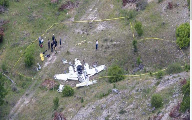 Cae una avioneta y mueren seis personas en Texas