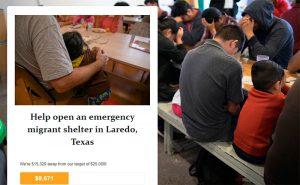 Reúnen ayuda en Chicago para refugio en Laredo