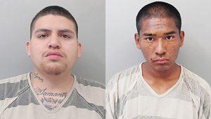 Encarcelan a dos presuntos ladrones