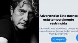 Twitter cierra cuenta MetooMúsicosMexicanos tras muerte de Armando Vega