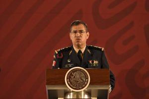 Nombran a Luis Rodríguez Bucio comandante de la Guardia Nacional