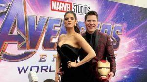 Ana Bárbara confunde personaje de DC con Marvel