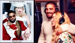 Madonna anuncia nueva canción junto a Maluma