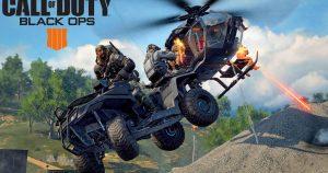 BlackOut de Call of Duty: Black Ops 3 será gratis durante abril