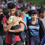 Nueva caravana migrante sale de Honduras