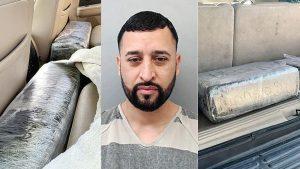 Confiscan mariguana al norte de Laredo