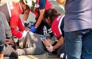 Estudiante de bachillerato se intenta suicidar; se graba