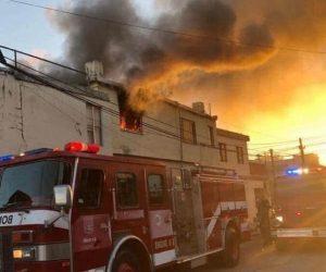 Muere exdirector de Matamoros en incendio