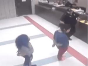 Filtran video de #LadyFrijoles en la cárcel