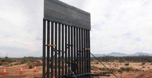 Inicia construcción del muro en Condado Hidalgo