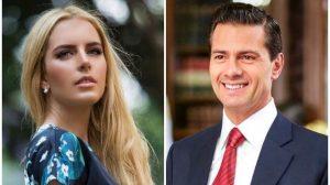¿Tania Ruiz está esperando un hijo de Peña Nieto?