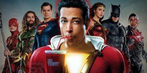 Shazam! 2 está confirmada por Warner y DC Comics
