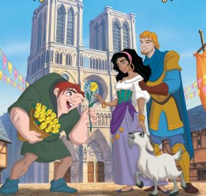 Disney donará 5 millones de dólares a Notre Dame