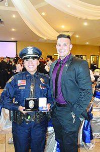 Es la mejor policía y tiene gran corazón